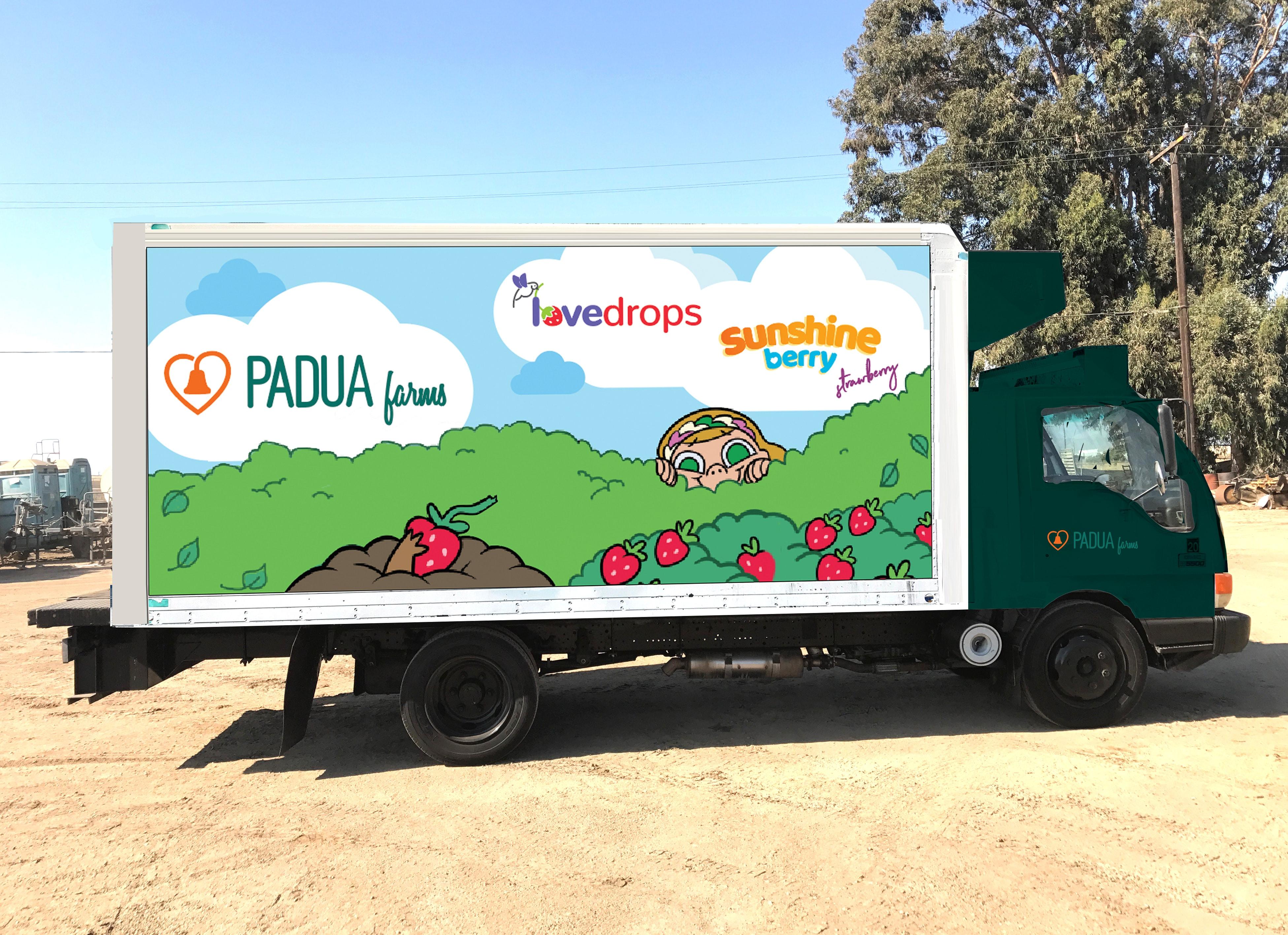 Padua Farms Truck
