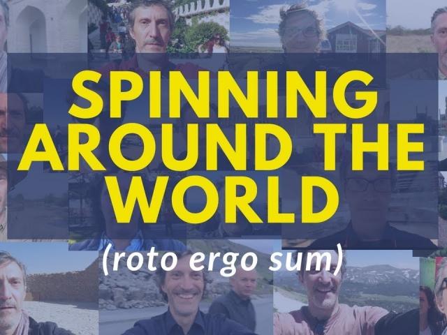 Spinning Around the World