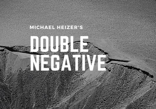 Michael Heizer's Double Negative